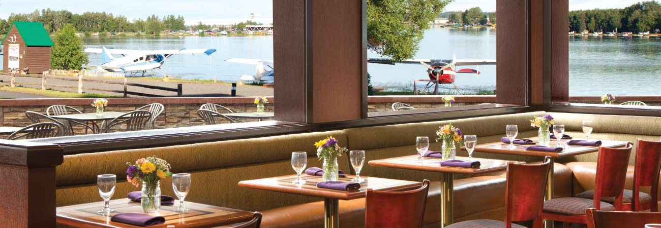 Hotel Review: The Lakefront Anchorage
