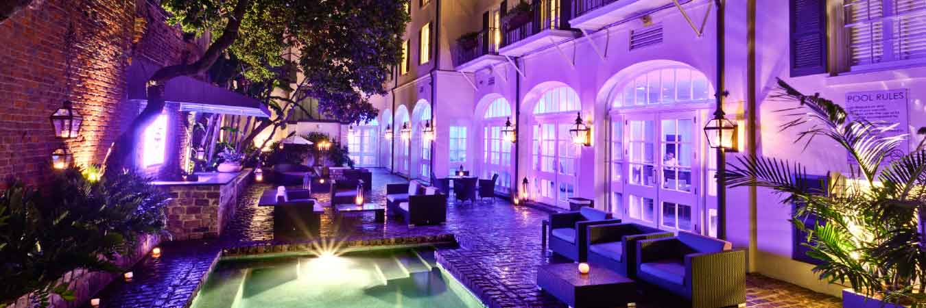 Hot Boutique Hotels in New Orleans