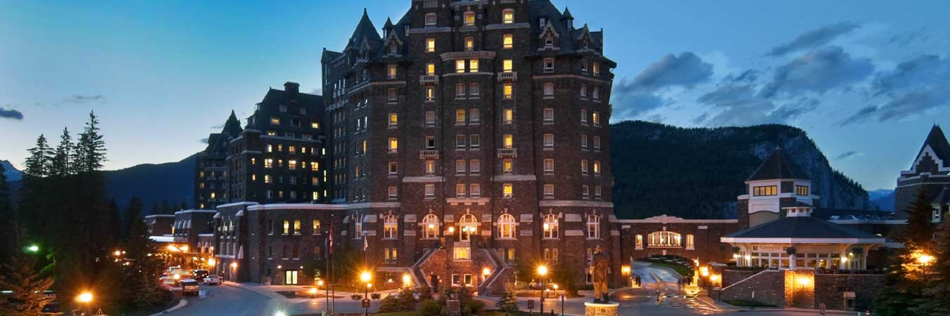 Top 5 Luxury Hotels In Banff National Park Travelage West