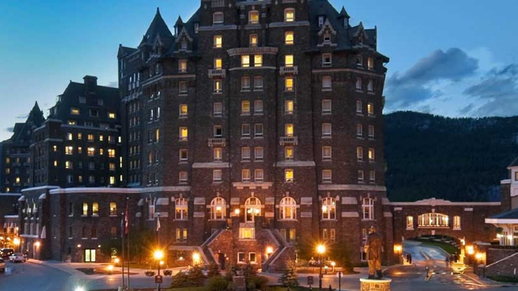 Luxury Hotels In Banff National Park