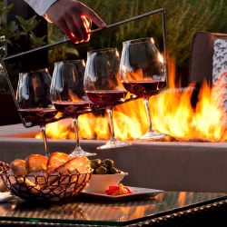"<p>Jory's wine list was recognized by Wine Spectator with a ""Best of Award of Excellence."" // © 2017 The Allison Inn & Spa</p><p>Feature image..."