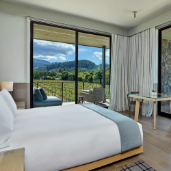 <p>Feature image (above): The newest luxury hotel in Napa Valley is Las Alcobas Napa Valley, located in St. Helena. // © 2017 Las Alcobas, a Luxury...