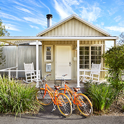 <p>Napa Valley's The Carneros Inn has 86 cottages and 12 houses on property. // © 2016 The Carneros Inn</p><p>Feature image (above): Harvest Cottages...