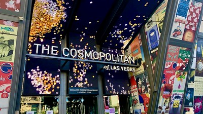 A Firsthand Review of The Cosmopolitan of Las Vegas During COVID-19