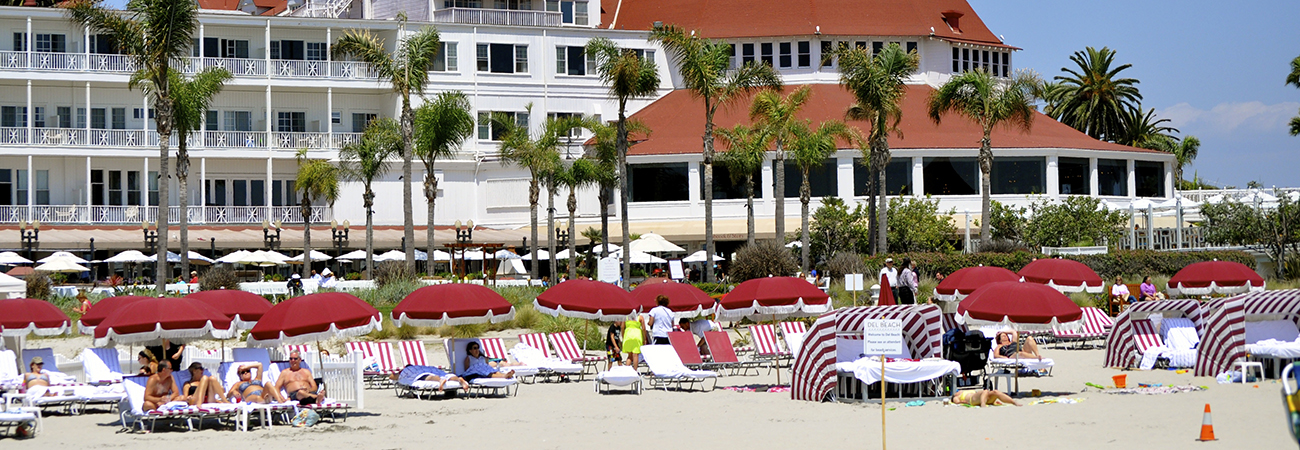Hotel Del Coronado Introduces Del Beach