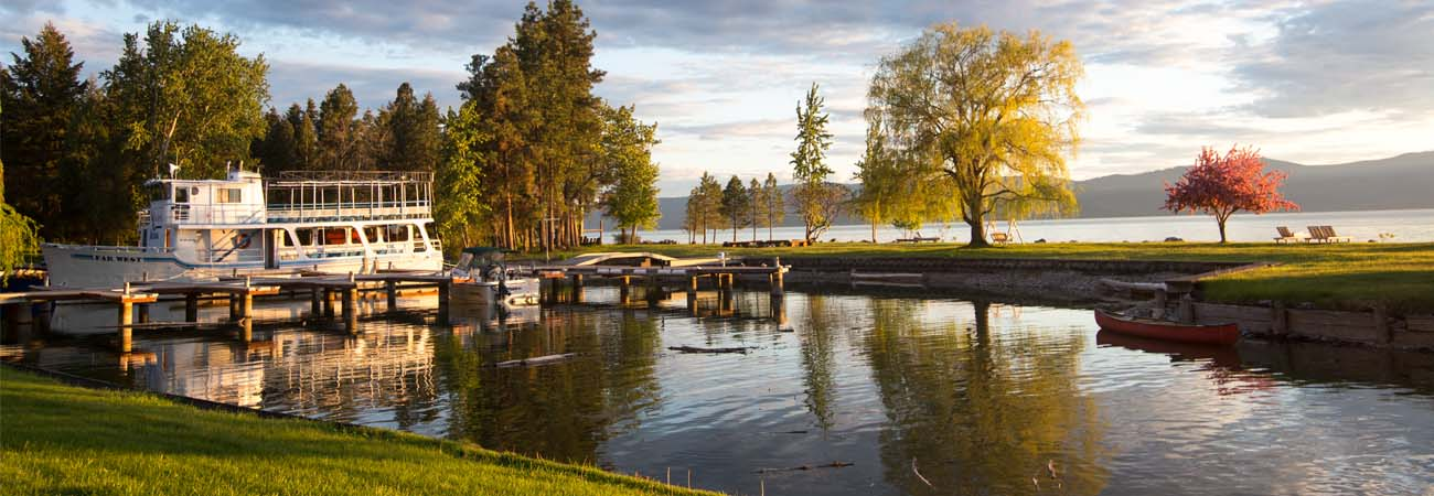 Hotel Review: Averill's Flathead Lake Lodge