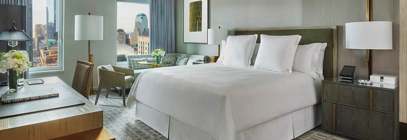 Hotel Review: Four Seasons Hotel New York Downtown