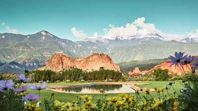 Tapping Into Wellness at Garden of the Gods Resort & Club in Colorado Springs
