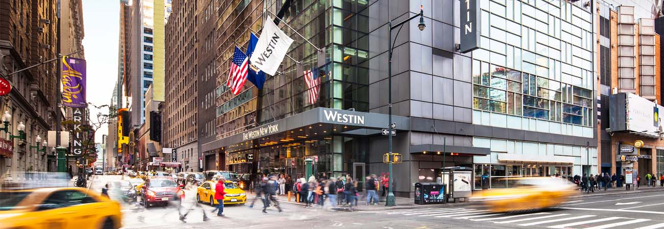 Hotel Review The Westin New York At Times Square
