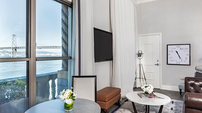 Hotel Review: Harbor Court San Francisco