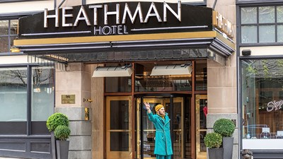Hotel Review: Heathman Hotel in Portland, Oregon