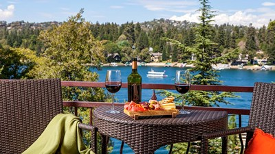 Hotel Review: Lake Arrowhead Resort and Spa in California