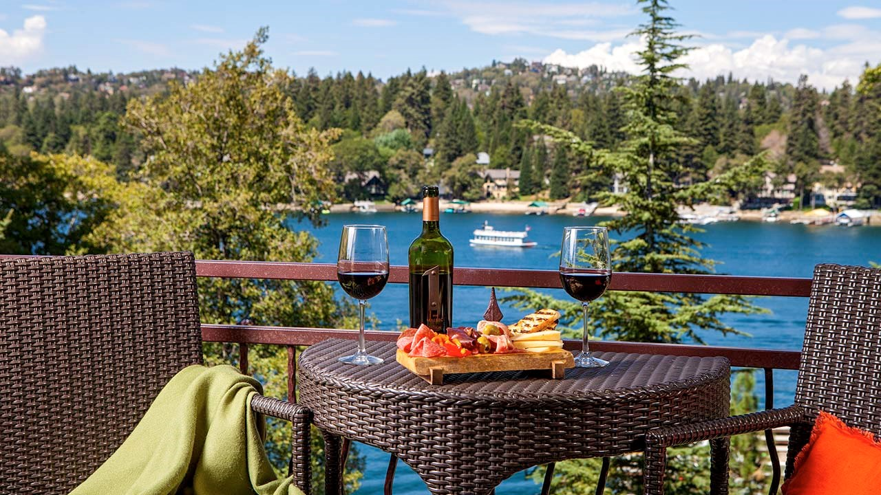 Hotel Review: Lake Arrowhead Resort and Spa in California