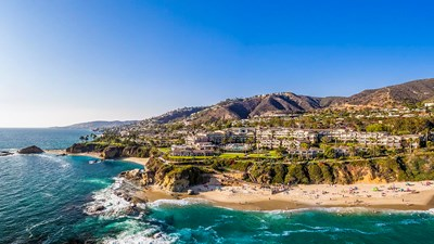 Hotel Review: Montage Laguna Beach in California