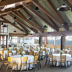 <p>The Sundeck event space at The Little Nell hotel in Aspen, Colo. // © 2015 Scott Clark Photography</p><p>Feature image (above): The Silver Queen...