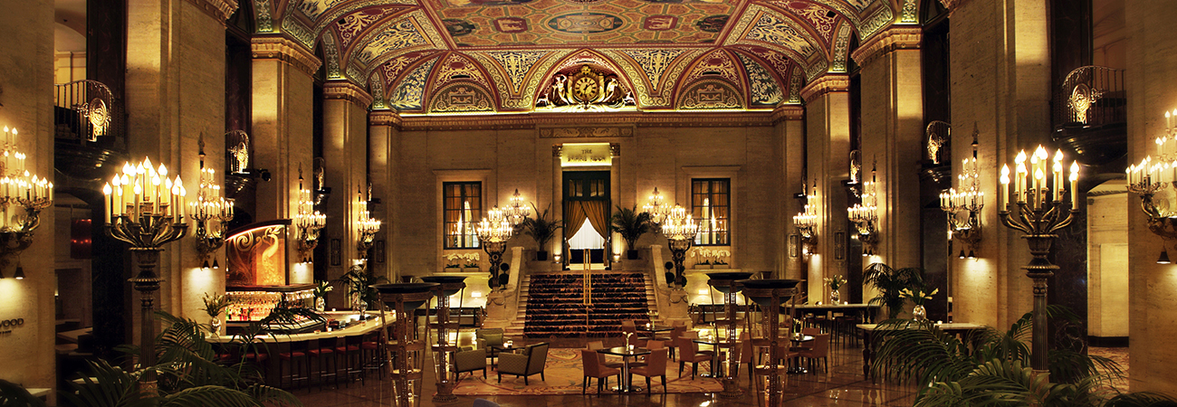 Hotel Review: Palmer House Hilton