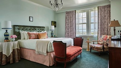 Hotel Review: The Pontchartrain Hotel in New Orleans