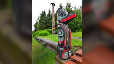 A Guide to Seeing Totems in Saxman and Ketchikan, Alaska