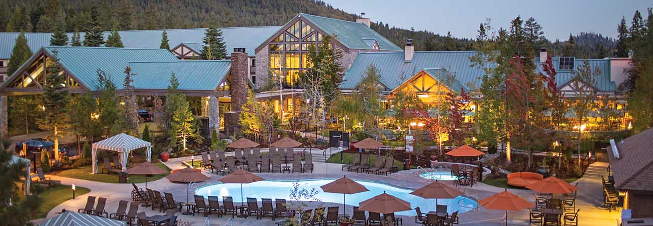 Hotel Review: Tenaya Lodge