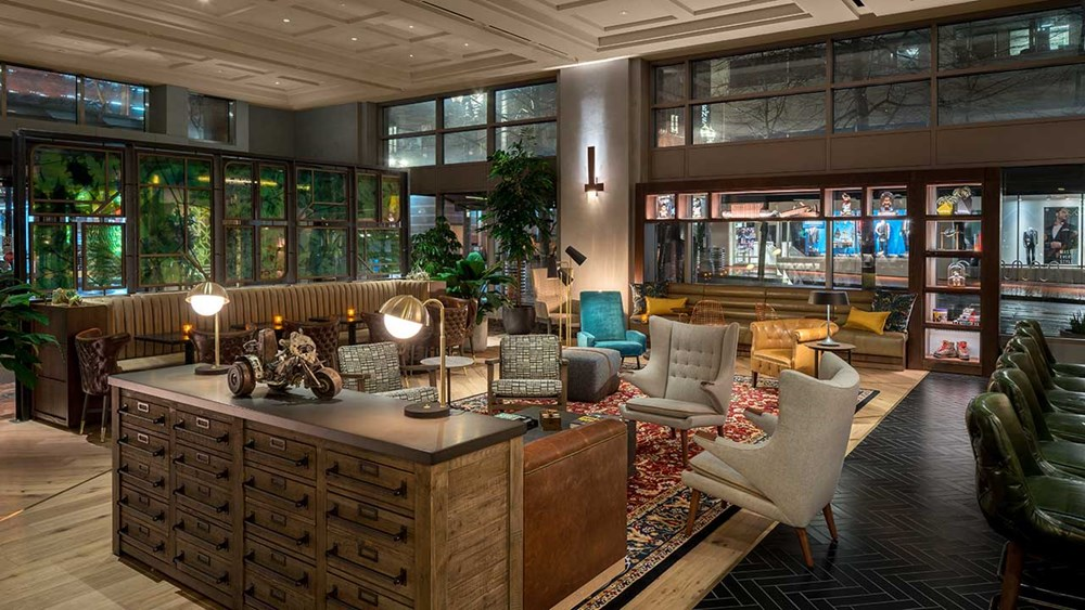 Hotel Review: The Duniway Portland, a Hilton Hotel