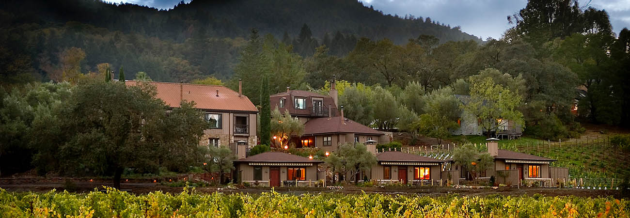 Hotel Review: Wine Country Inn & Cottages