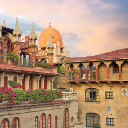 The Mission Inn Hotel & Spa in Riverside, Calif., recently joined Kindred Resorts & Hotels. // © 2017 the Mission Inn Hotel & Spa
