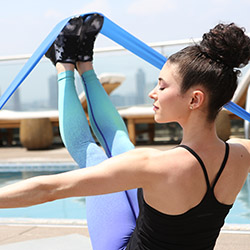 James Hotels has an exclusive partnership with ChaiseFitness. // © 2015 James Hotels
