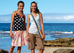 Oahu with tweens // (c) istockphoto.com