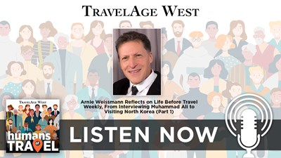 Arnie Weissmann Reflects on Life Before Travel Weekly, From Interviewing Muhammad Ali to Visiting North Korea (Part 1)