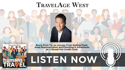 Bruce Poon Tip on Lessons From Getting Fired, Asian Representation and Founding G Adventures on 2 Maxed-Out Credit Cards