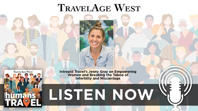 Intrepid Travel's Jenny Gray on Empowering Women and Breaking the Taboo of Infertility and Miscarriage