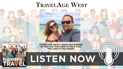 Chubby and Away's Jimmy and Amanda on Plus-Size Travel and Living in Asia, 'The Land of Tiny People'