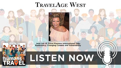 Jenn Lee of Travel Planners International Talks Bankruptcy, Changing Careers and Vulnerability