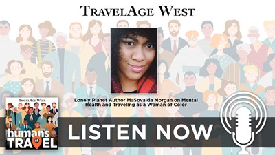 Lonely Planet Author MaSovaida Morgan on Mental Health and Traveling as a Woman of Color