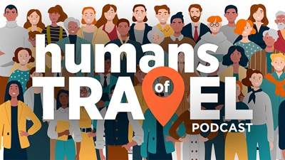 Humans of Travel Podcast Trailer