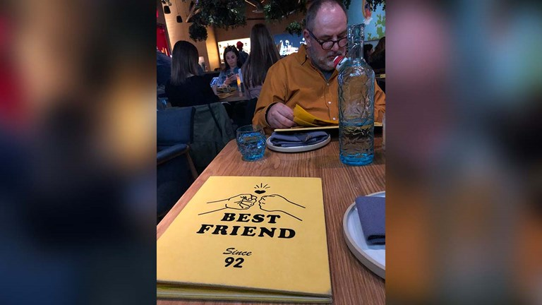 Ken Shapiro had a delicious meal at Best Friend restaurant in Las Vegas.