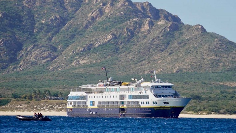 Jason Leppert explored the Sea of Cortez on a Lindblad Expeditions – National Geographic cruise.
