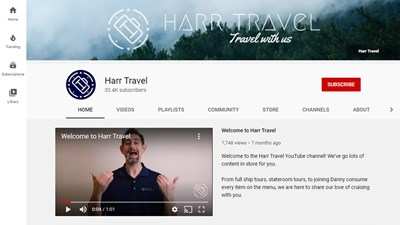 How Travel Advisors Can Effectively Market — and Earn Money — Through YouTube