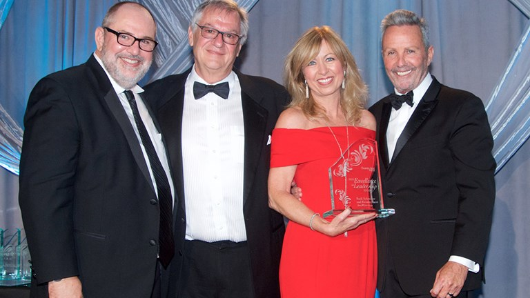 Last year, TravelAge West's Excellence in Leadership Award honored Rudi Schreiner and Kristin Karst of AmaWaterways.