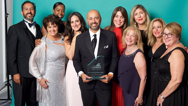 Unico 20°87° Hotel Riviera Maya took home the award for Best New Resort or Major Renovation, Mexico.