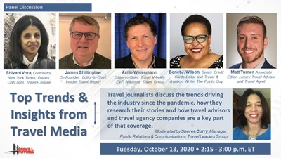 Travel Leaders Network Hosts Bridge to the Future Conference