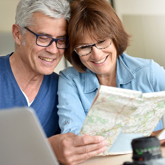 COVID-19 Vaccinations and Travel: Are Senior Citizens Ready to Roam?