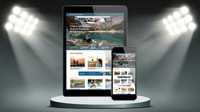TravelAgeWest.com Launches Redesigned Website
