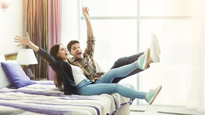 Survey Says Hotel Guests Are Happier Than Ever Before