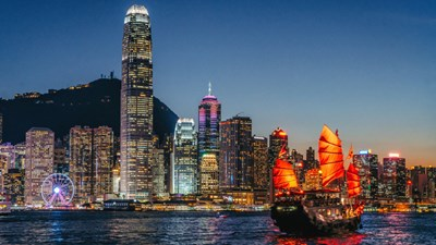 First-Ever Flights From Seattle to Hong Kong