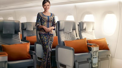 Singapore Airlines Launches Nonstop Service From Los Angeles