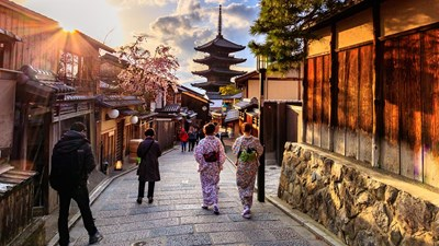 Railbookers Launches 3 New Japan Itineraries