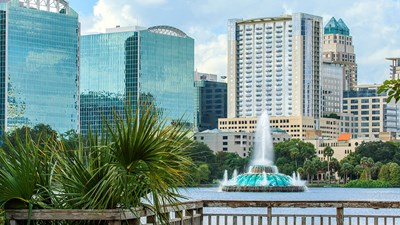 Orlando, Florida, Is Top Summer Vacation Destination