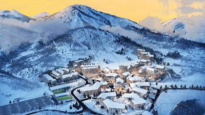New Major Ski Resort Coming to Park City