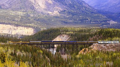 New Options for Rail Travel in Alaska